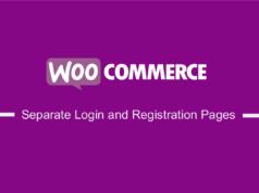 woocommerce register shortcode