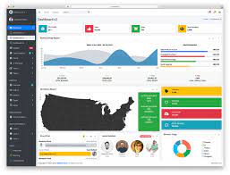 Free Dashboard Templates For Admins 2021