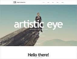 The Top Best 30 Portfolio Websites Templates 2021