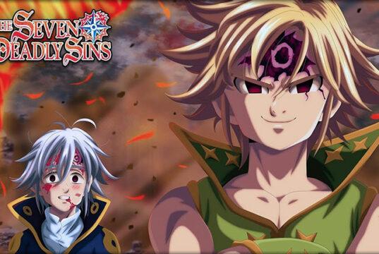 The Seven Deadly Sins Season 2