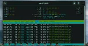 linux tracker